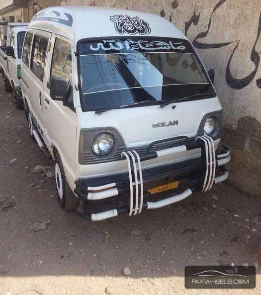 Olx Cars Rawalpindi Islamabad: Suzuki Bolan 2007 For Sale In Karachi