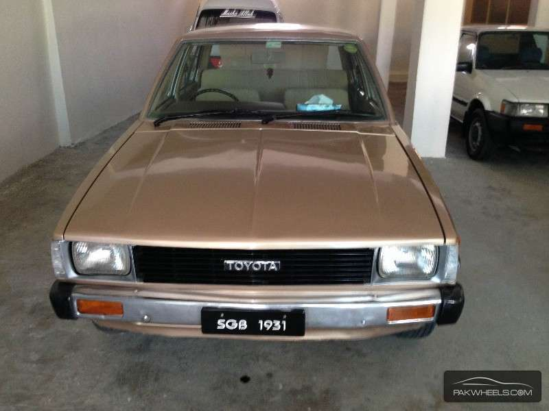 toyota corolla x 1 3 1981 for sale in islamabad pakwheels. Black Bedroom Furniture Sets. Home Design Ideas