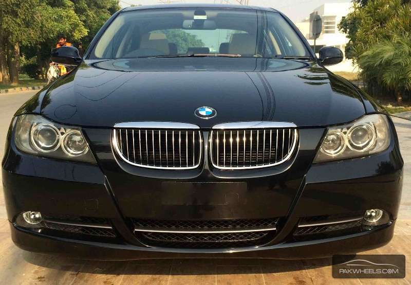BMW Series I For Sale In Lahore PakWheels - 2007 bmw 330i