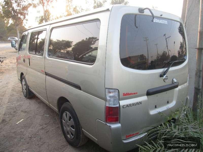 Nissan Caravan 2009 Image-4