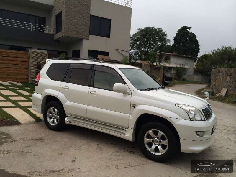 Toyota Prado Tz 4 0 2006 For Sale In Rawalpindi Pakwheels