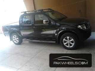 Nissan Navara 2008 Image-4