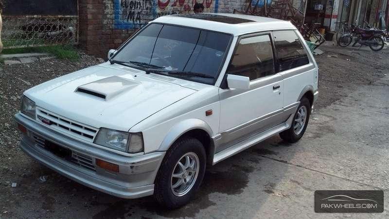 Daihatsu Charade Cx Turbo 1987 For Sale In Lahore Pakwheels