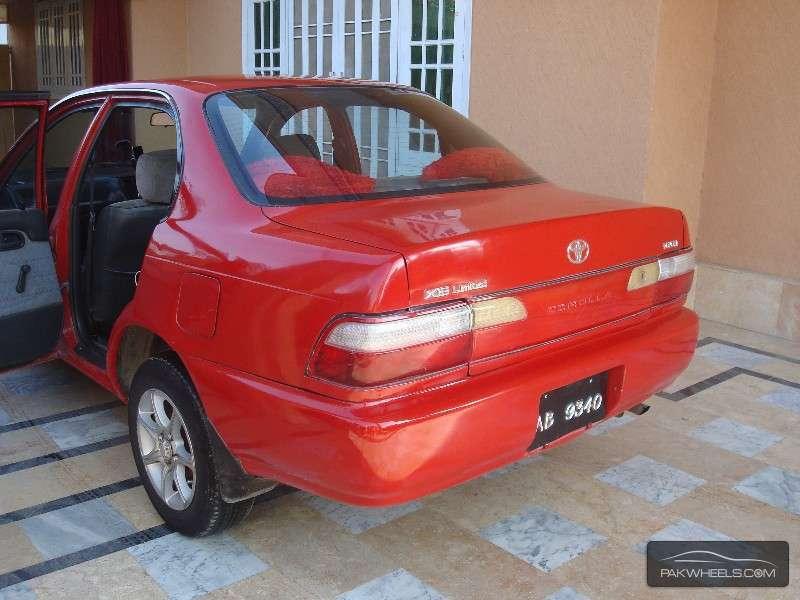 Toyota Corolla XE Limited 1996 Image-4