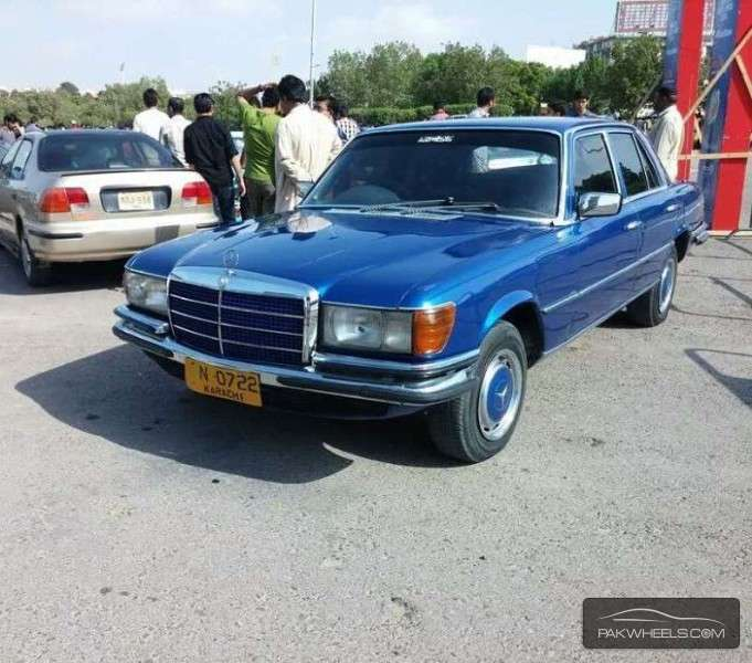 Mercedes benz s class s280 1984 for sale in karachi for Mercedes benz s280 for sale