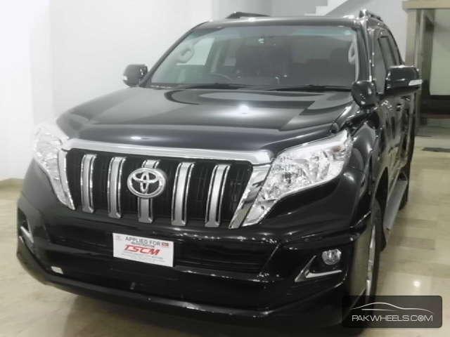 Prado Car Price In Bangladesh