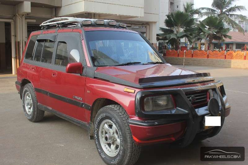 Suzuki Vitara 1993 For Sale In Karachi
