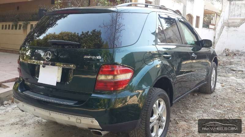 M class for sale in islamabad pakwheels for 2006 mercedes benz ml350 for sale