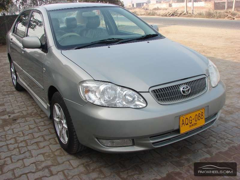 used toyota corolla 2008 car for sale in lahore 1035998 pakwheels. Black Bedroom Furniture Sets. Home Design Ideas