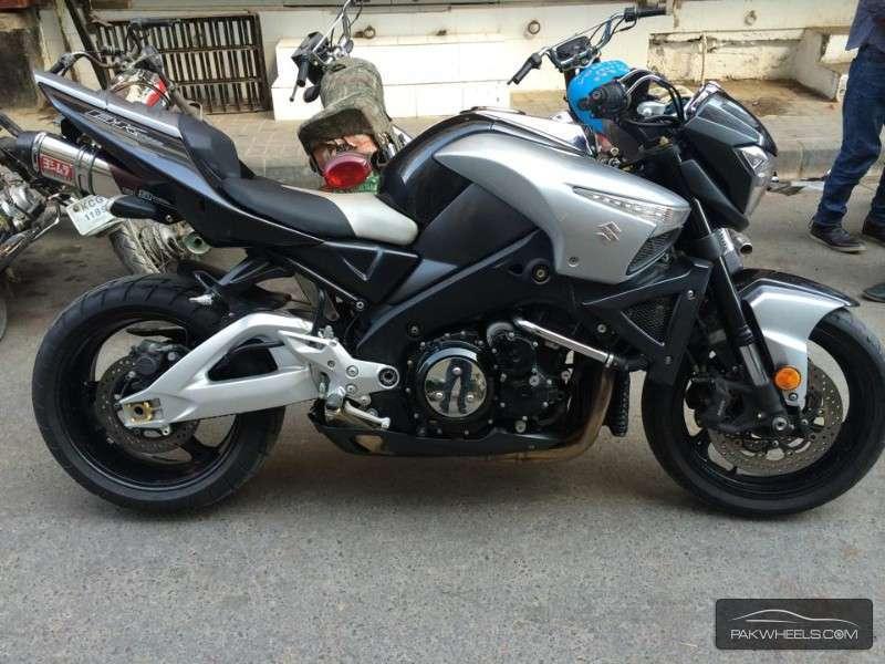 used suzuki b king 2008 bike for sale in karachi 131488 pakwheels. Black Bedroom Furniture Sets. Home Design Ideas