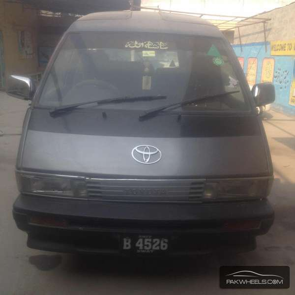 Toyota Town Ace 1997 Image-1