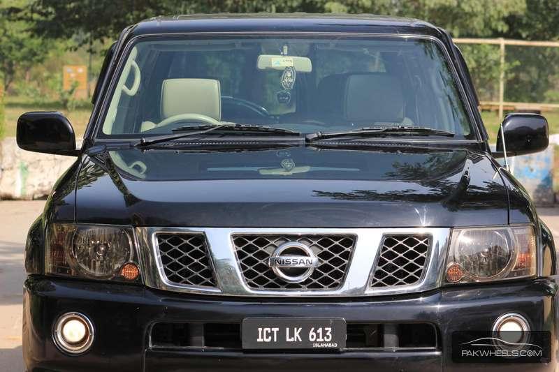 Nissan Patrol 2006 For Sale In Islamabad Pakwheels