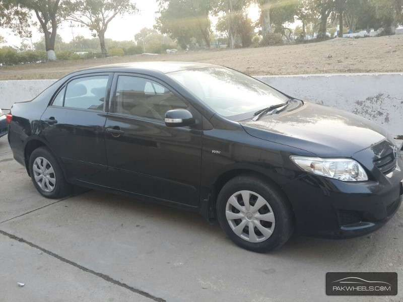used toyota corolla xli 2010 car for sale in karachi 1048902 pakwheels. Black Bedroom Furniture Sets. Home Design Ideas