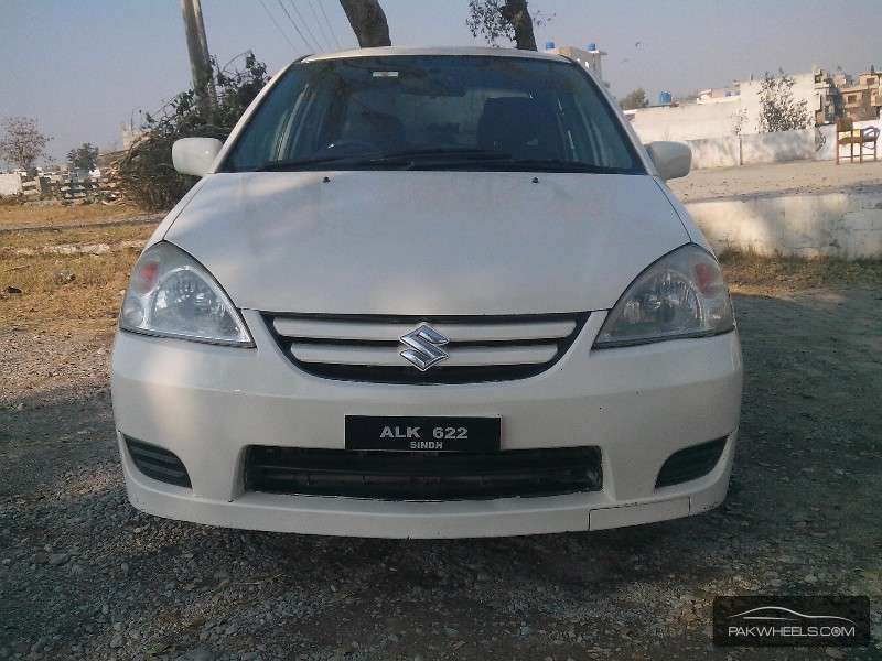 used suzuki liana 1 3 rxi cng 2006 car for sale in wah cantt 1050807 pakwheels. Black Bedroom Furniture Sets. Home Design Ideas