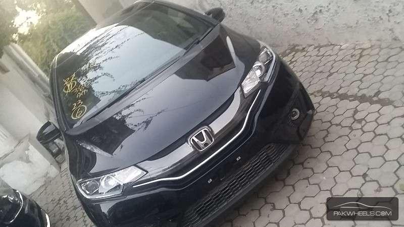 Honda Fit Hybrid Navi Premium Selection 2014 Image-2