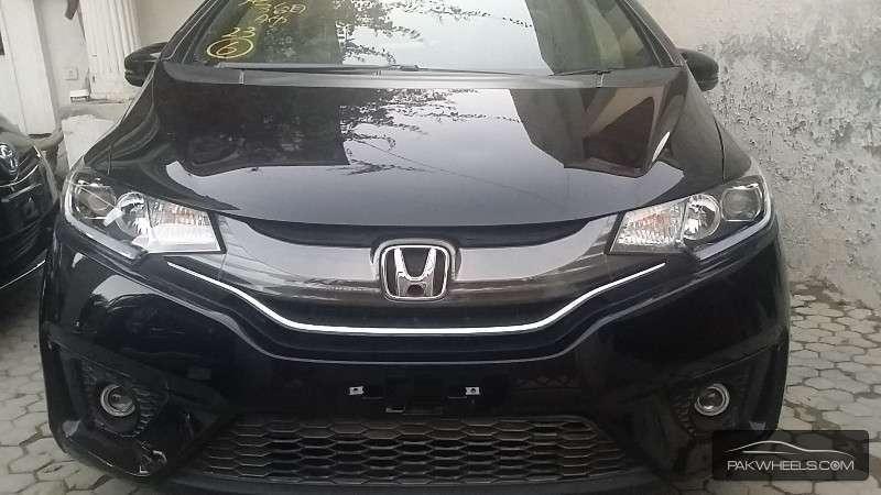 Honda Fit Hybrid Navi Premium Selection 2014 Image-1