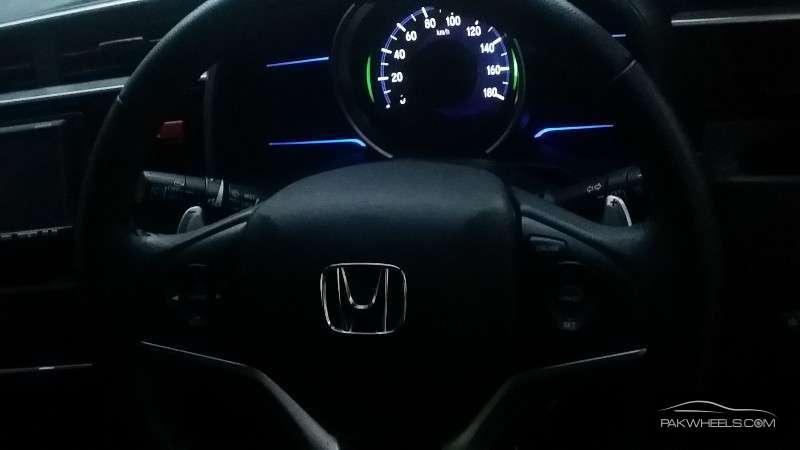 Honda Fit Hybrid Navi Premium Selection 2014 Image-8