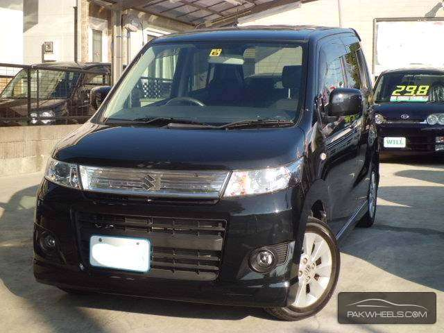 Suzuki Wagon R Stingray Limited 2011 Image-2