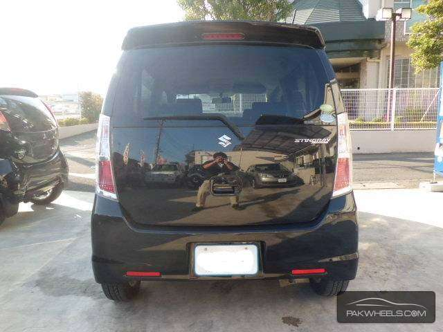 Suzuki Wagon R Stingray Limited 2011 Image-3