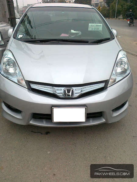Honda Fit 13G 2011 Image-1