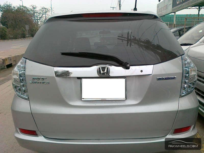 Honda Fit 13G 2011 Image-7