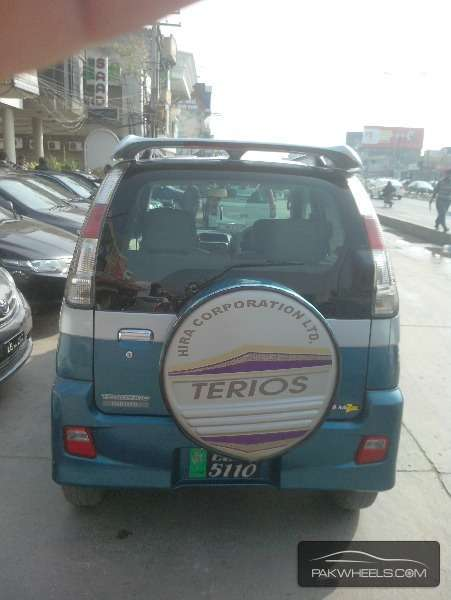 Daihatsu Terios Kid Custom Memorial Edition 2009 Image-2