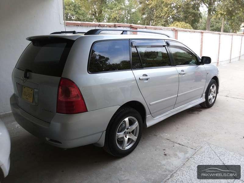 Toyota Corolla Fielder X 2006 For Sale In Quetta Pakwheels