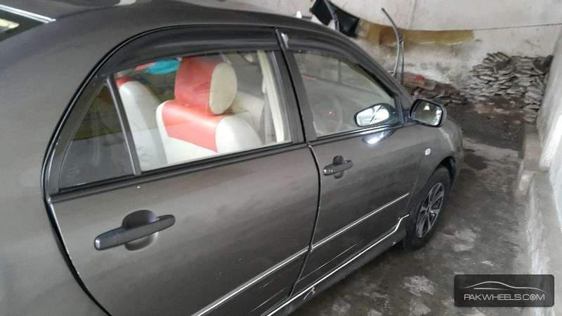 Toyota Corolla 2.0D Special Edition 2007 Image-6