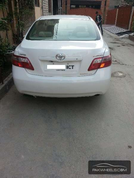 Toyota Camry Up-Spec Automatic 2.4 2008 Image-7