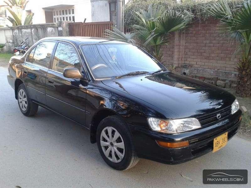 Toyota corolla gl 1998 for sale in lahore pakwheels for 1998 toyota corolla power window motor