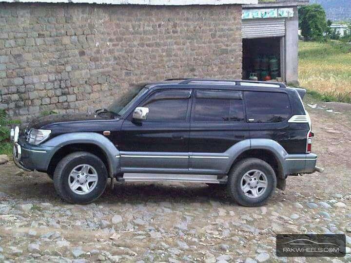 used toyota prado 2000 car for sale in islamabad 1062485 pakwheels. Black Bedroom Furniture Sets. Home Design Ideas