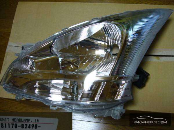 daihatsu move 2012 head light Image-1