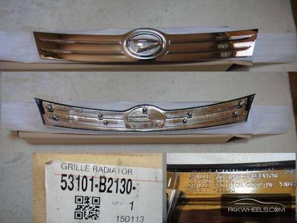 daihatsu move custom 2012 front grill  Image-1