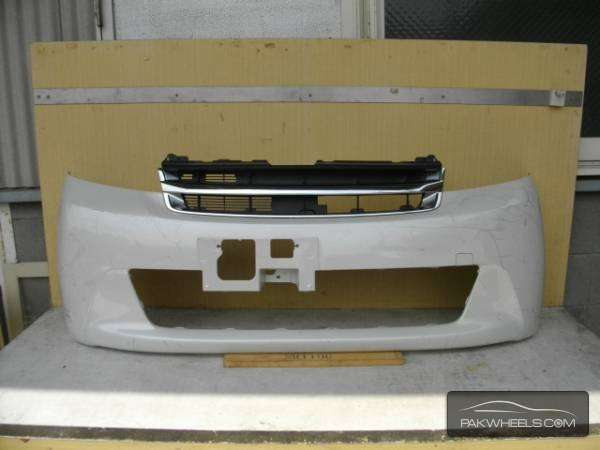 daihatsu move front bumper 2012 Image-1