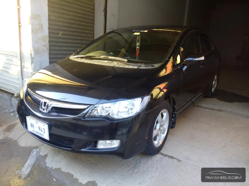 Honda Civic 2008 Image-2