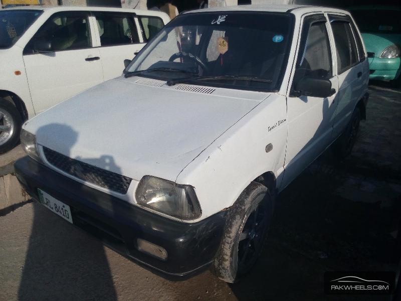 Suzuki Mehran VX 2003 Image-2
