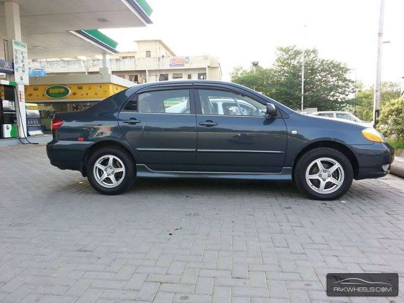 used toyota corolla altis 1 8 automatic 2007 car for sale in islamabad 1075492 pakwheels. Black Bedroom Furniture Sets. Home Design Ideas