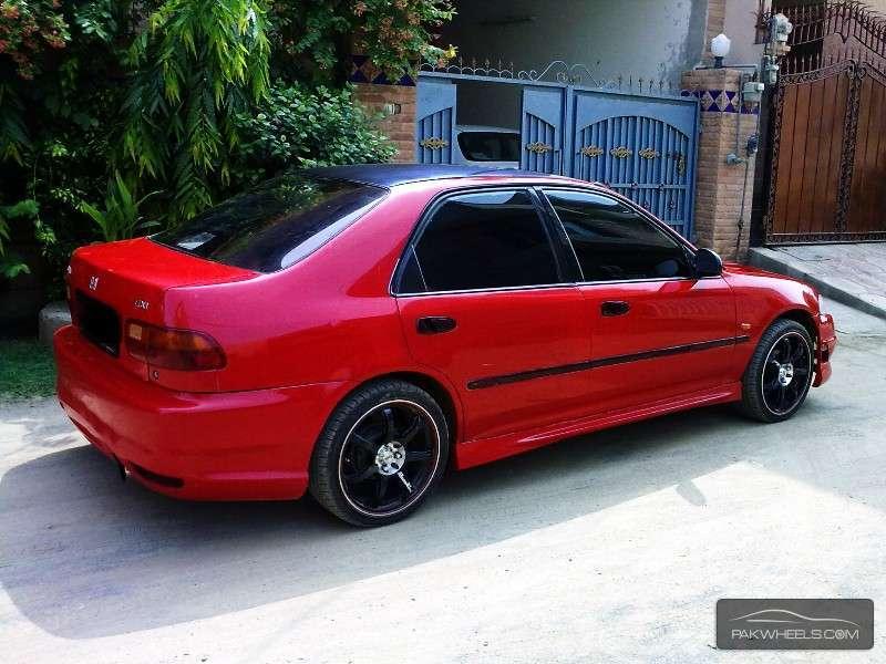 Honda Civic Ex 1995 For Sale In Islamabad Pakwheels