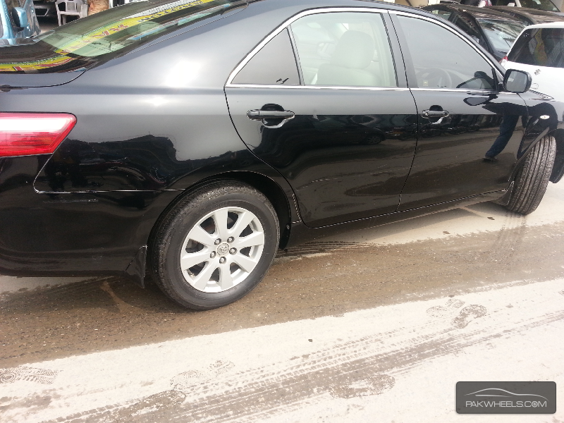 toyota camry 2008 for sale in lahore pakwheels. Black Bedroom Furniture Sets. Home Design Ideas