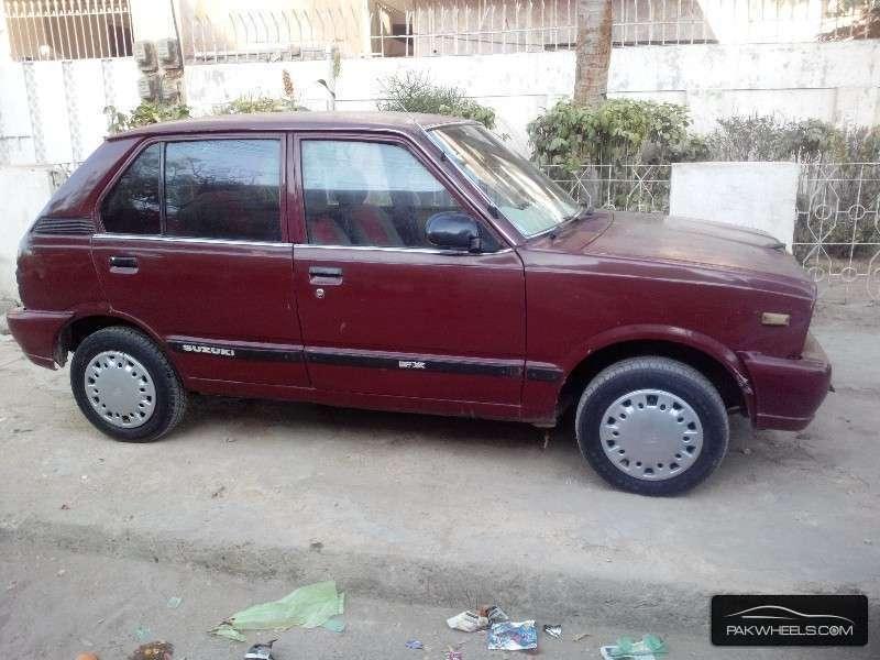 1980 Suzuki Car