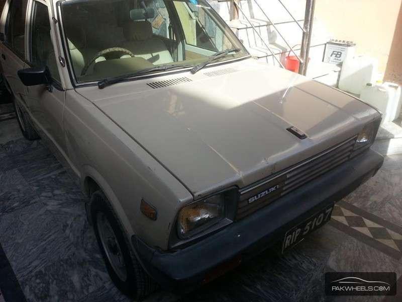 Suzuki FX 1987 Image-2