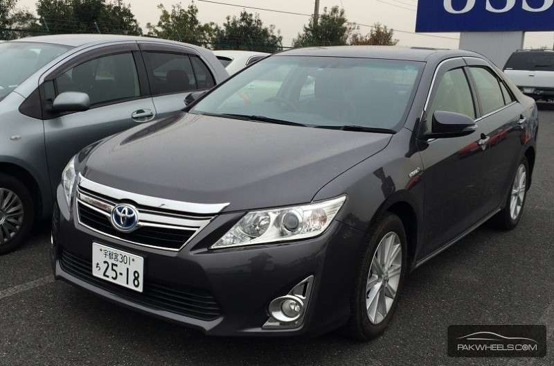 Toyota Camry Hybrid G Package 2012 For Sale In Islamabad