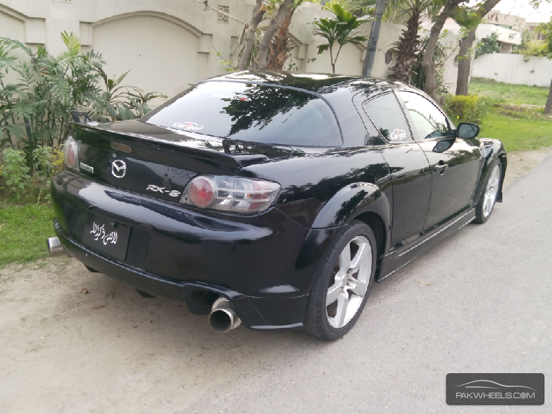 mazda rx8 type s 2003 for sale in lahore pakwheels. Black Bedroom Furniture Sets. Home Design Ideas