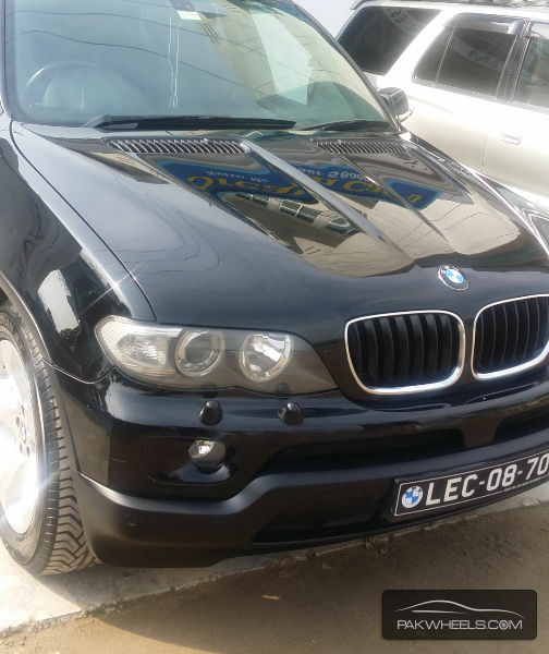 Bmw Z5 For Sale: BMW X5 Series XDrive30d 2004 For Sale In Jehlum