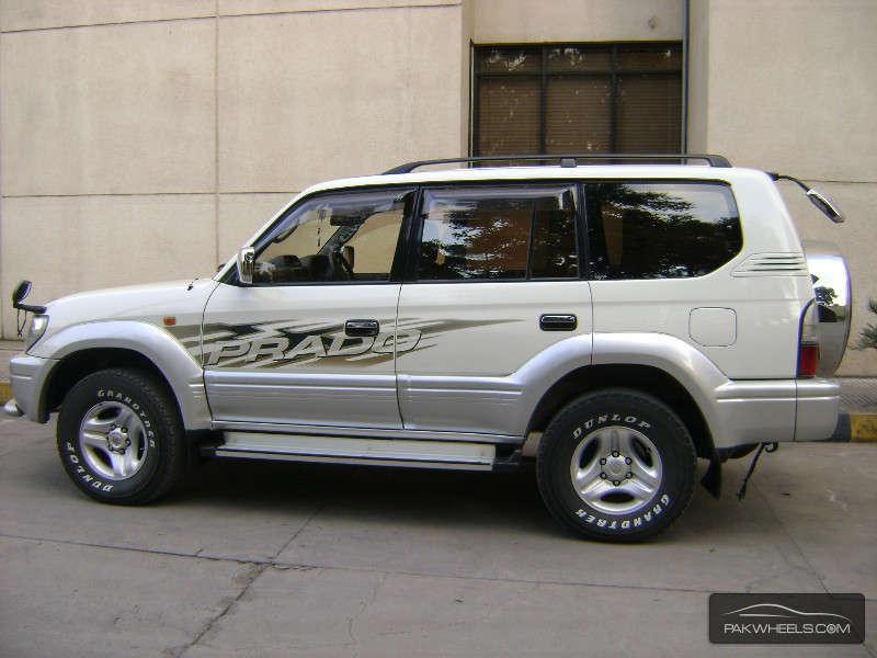 Toyota Prado 2001 Image-9