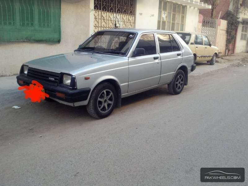 toyota starlet 1984 for sale in karachi pakwheels