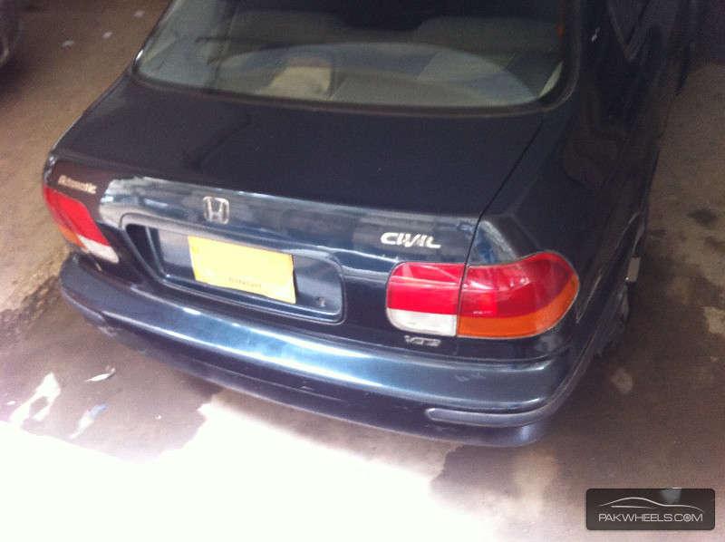 Honda Civic EXi 1996 Image-6