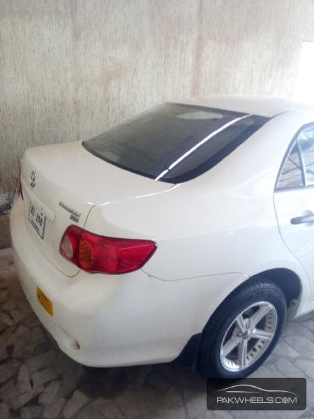 Toyota Corolla XLi VVTi 2010 Image-4