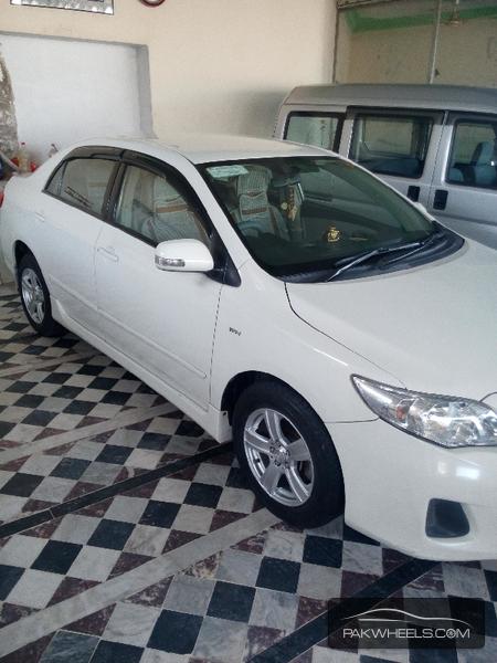 Toyota Corolla XLi VVTi 2012 Image-2