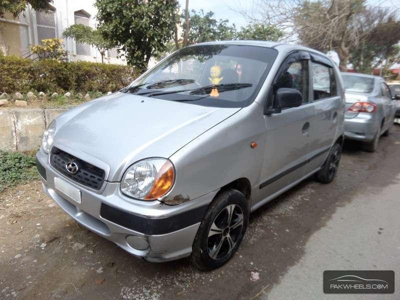 Hyundai Santro Club GV 2007 Image-2
